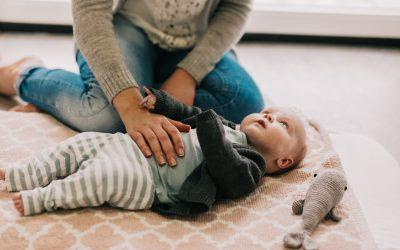 Werken met baby's is geen trucje